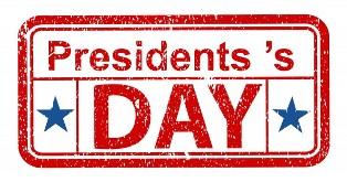 Happy President Day 2017