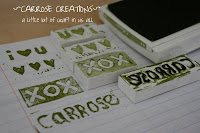 ~ carrose creations ~