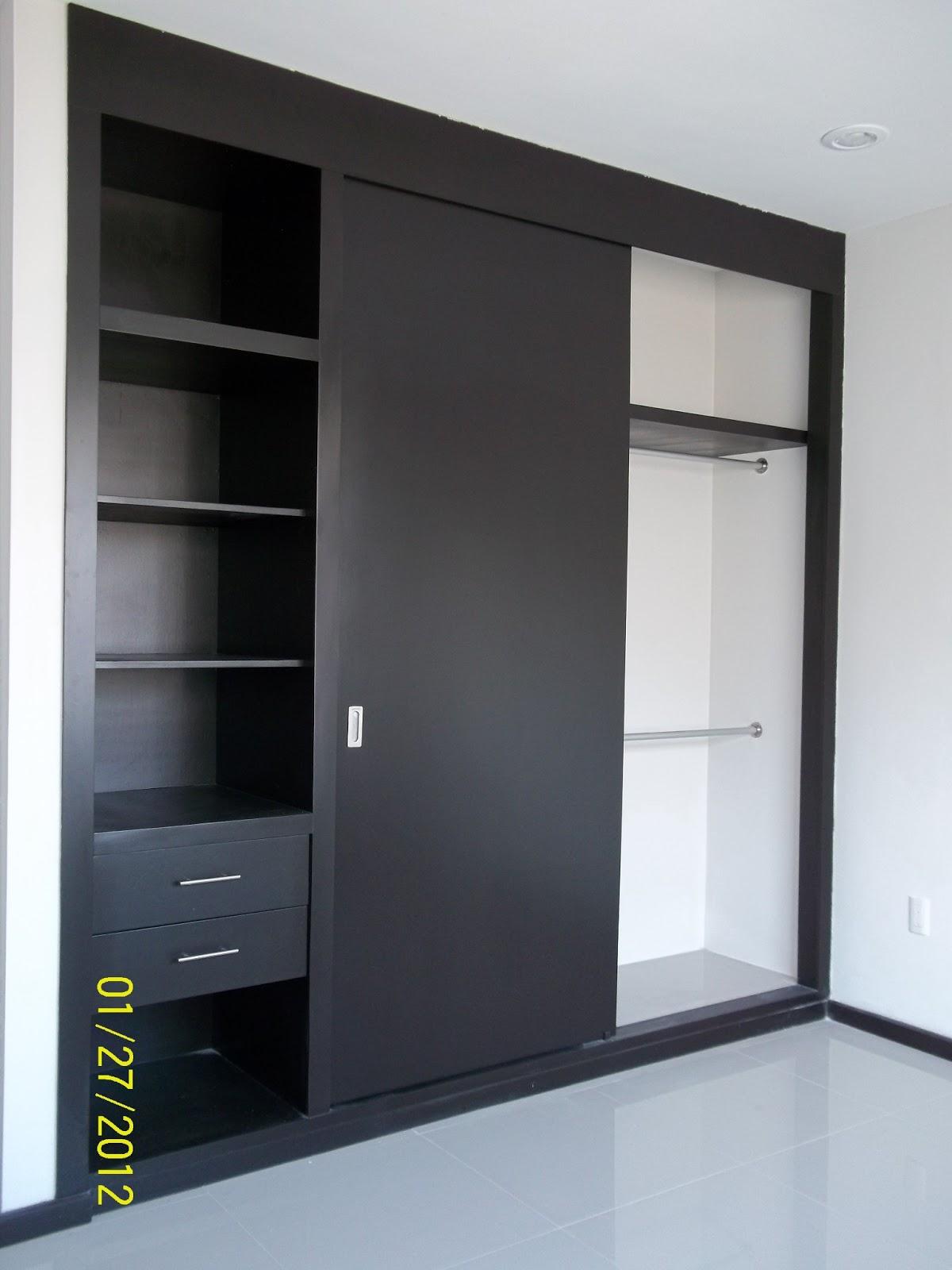 Amueblati closets y vestidores for Zapateras para closet