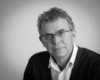Richard Kurti, author of Monkey Wars.