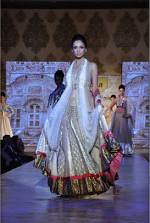 Celebs At Mijwan Fashion Show 2011