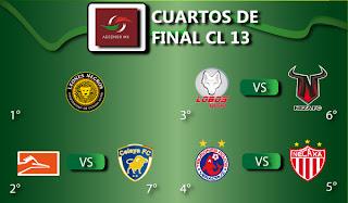 Calendarios: Horarios Juegos Cuartos de Final Ascenso MX Clausura 2013