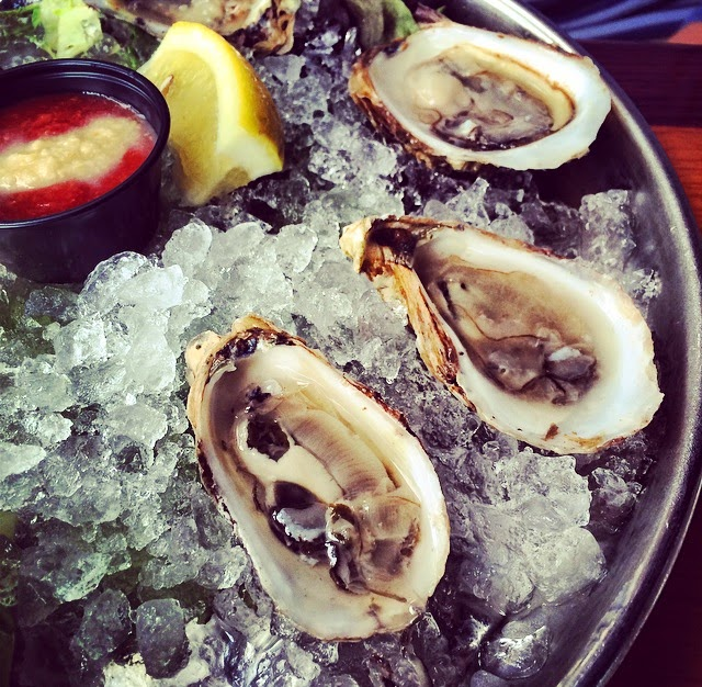The Port Restaurant Newport Rhode Island Fresh Edward Island Oysters