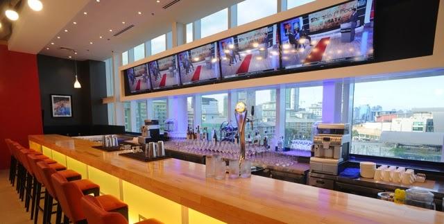 Nba cafe manila at sm aura premier bonifacio global city for Aura global cuisine