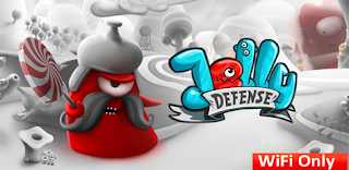 Free Jelly Defense App For Android