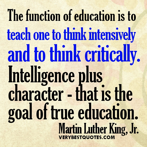 Quotes On Education And Learning. QuotesGram