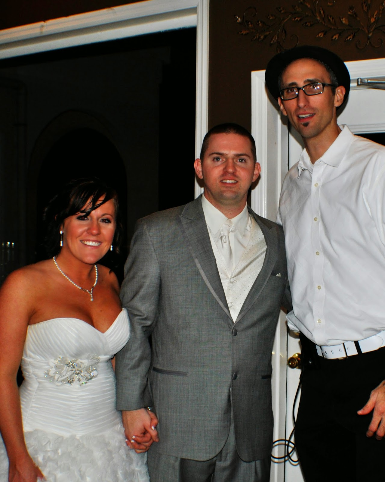 With Class LLC Wedding Coordination Party DJ - The Tennessee RiverPlace - Chattanooga, TN - DJ Mark