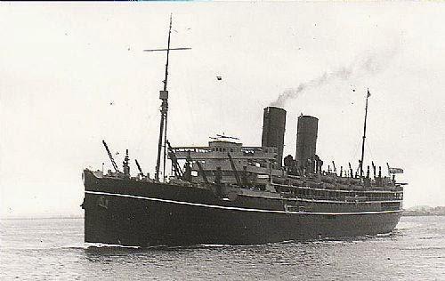 SS Rajputana