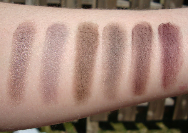 mac, mac eyeshadow, eyeshadow, swatches