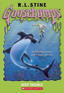Goosebumps: Deep Trouble by R.L. Stine