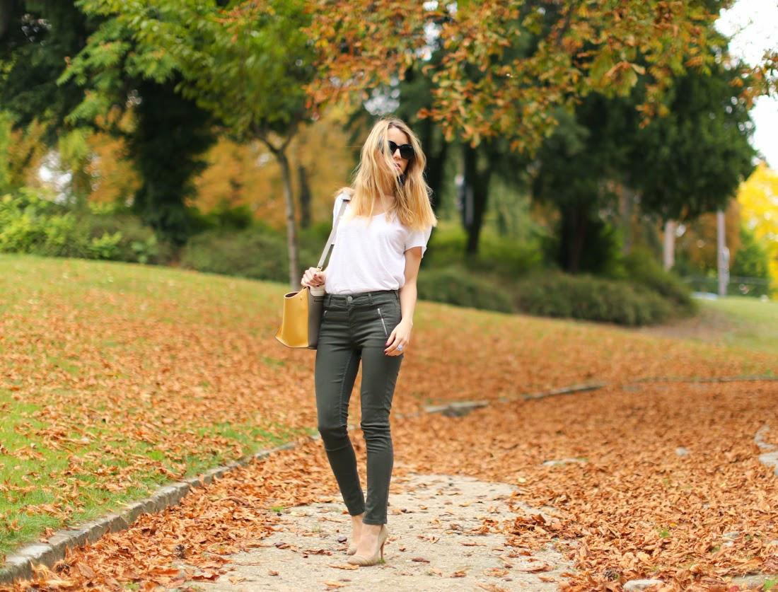 oasis, oasis fashion, high waisted jeans, iro, céline, lara bohinc, fashion blogger, streetstyle, outfit, look du jour