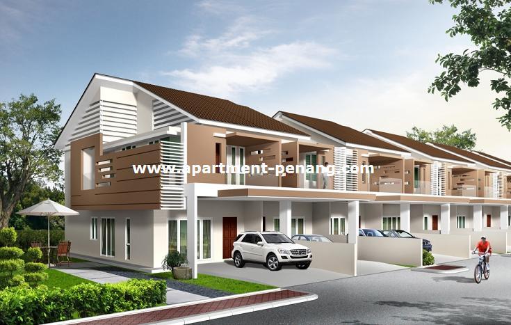 Villa primero apartment for Terrace 9 penang