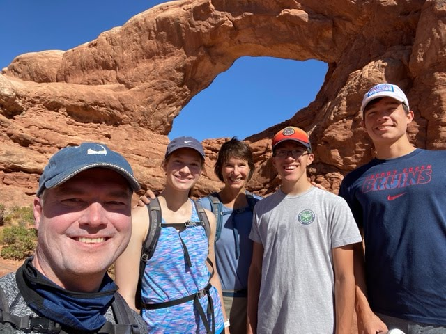 Family Moab