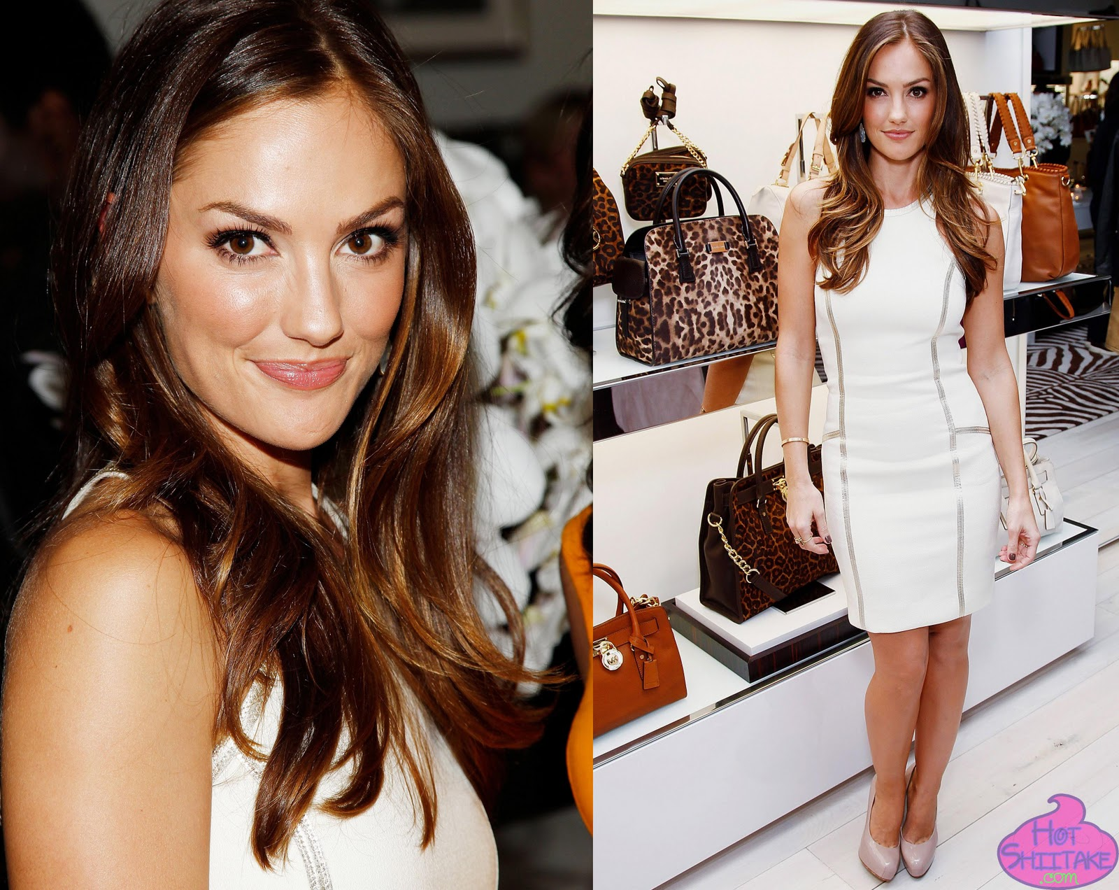 Minka Kelly Michael Kors