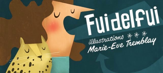 Fuidelfui Illustration Marie-Eve Tremblay