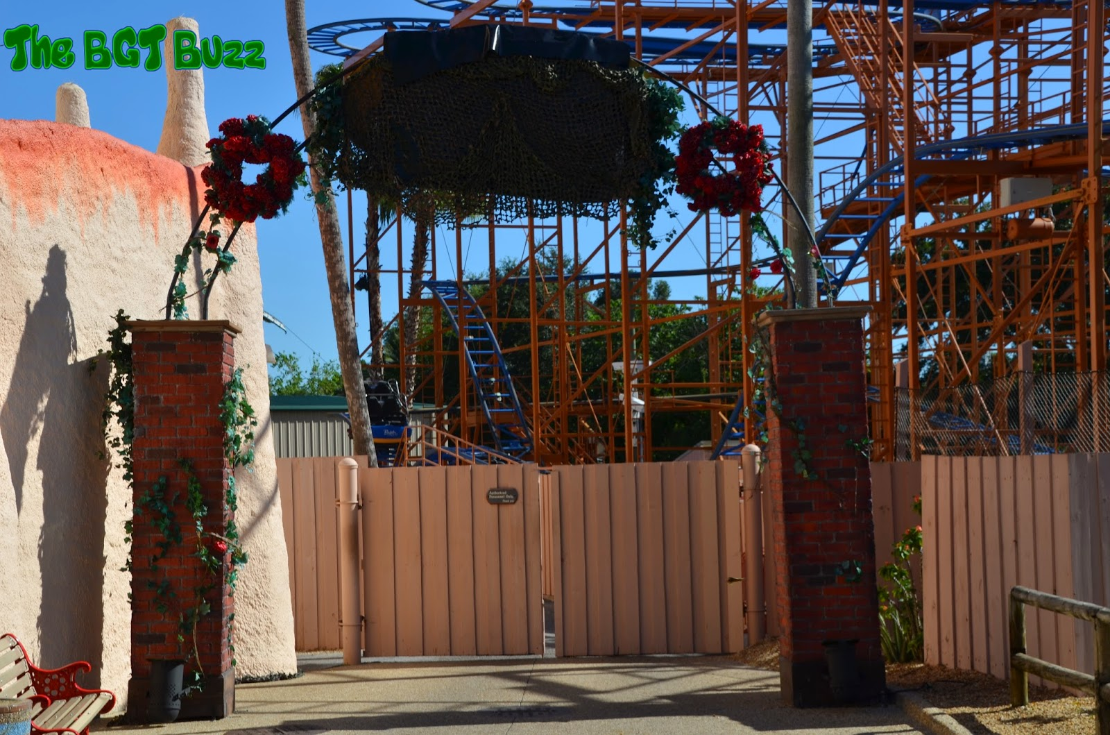 The Bgt Buzz Howl O Scream At Busch Gardens Tampa Construction Update 9 13 14