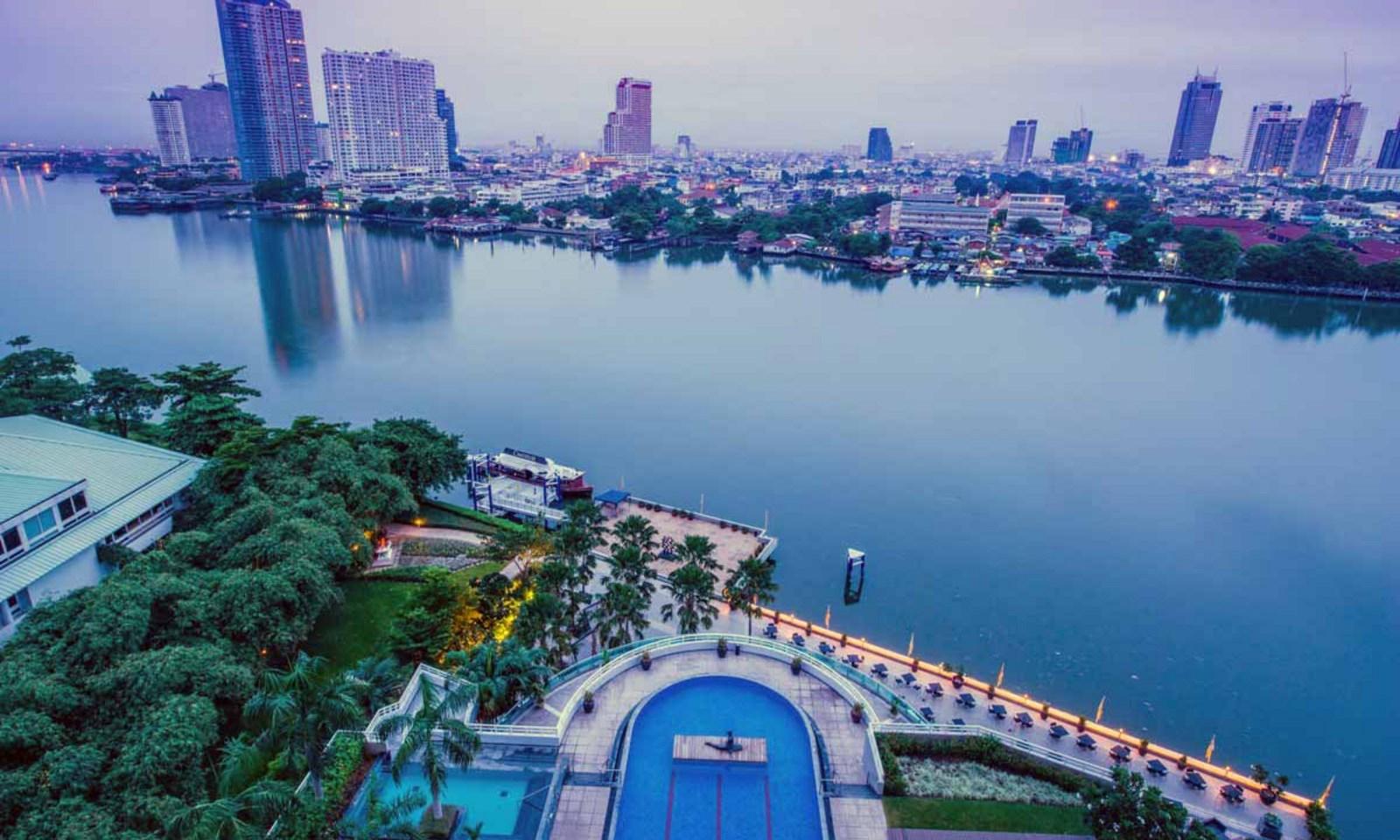 バンコクで宿泊したお気に入りのホテル