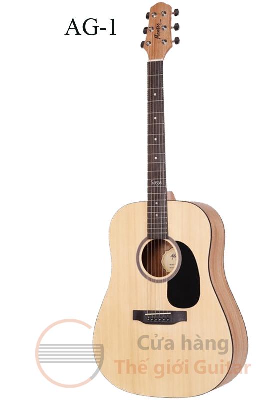 đàn ghita mantic ag-1