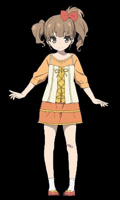character 07 Nagi no Asukara ข้อมูลภาคอนิเมะ (Fall 2013)