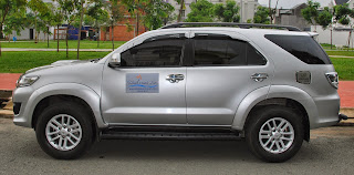 Car hire with English speaking driver with Viet Ventures