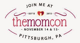 Join me at The Mom Con!