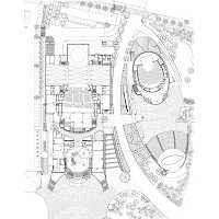 20-Gyeongju-Arts-Center por Samoo-Arquitectos-Ingenieros