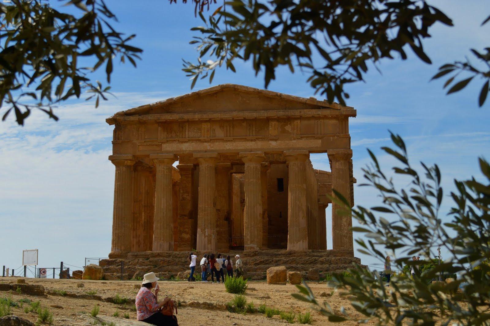 Φωτογραφίες από τo Εκπαιδευτικό Μονοπάτι της Σικελίας (Ευαγγελία Κροκίδη)