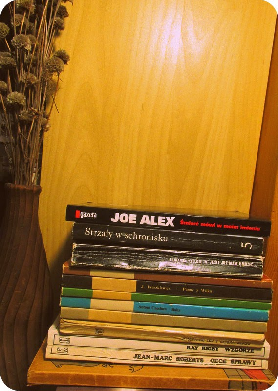 Ludzie oddają, a ja zbieram, czyli o tym, jak rozrasta się moja biblioteczka