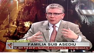 Cristian Ionescu şi Mihai Gheorghiu 🔴 Anestezierea conştiinței sociale | Familia sub asediu