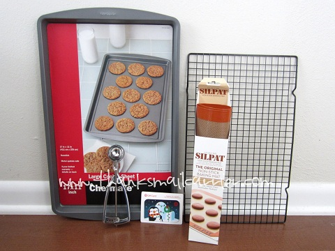 baking items