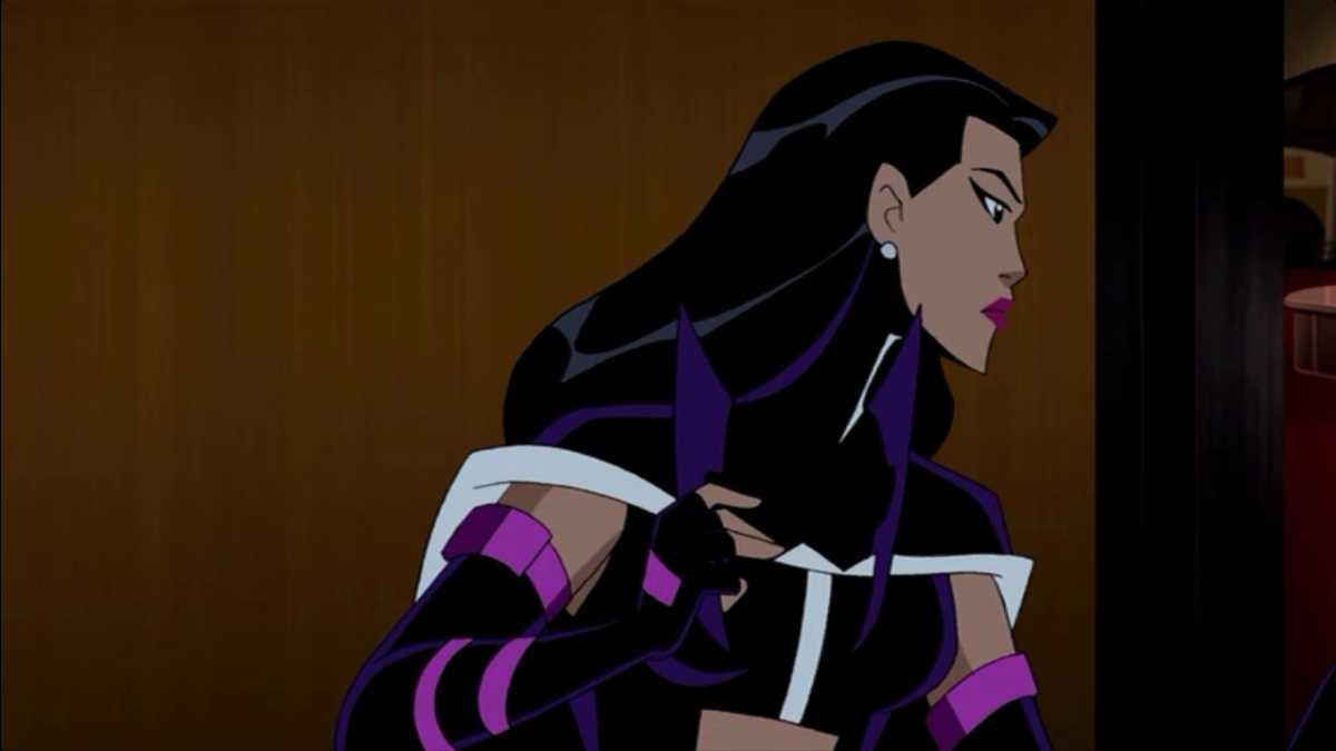 Anime Feet: Justice League Unlimited: Huntress
