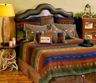 western-bedding
