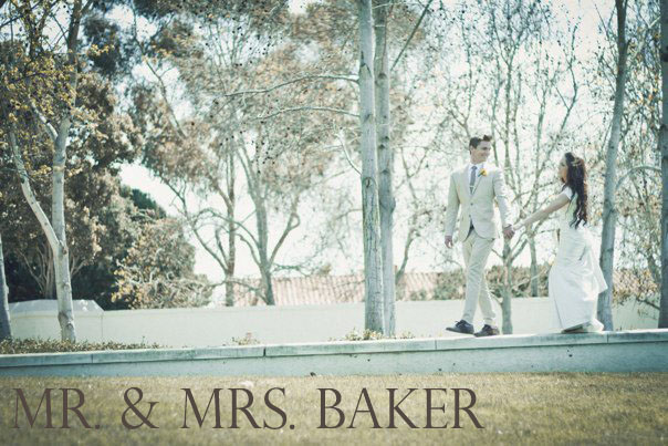 Mr. & Mrs. Baker