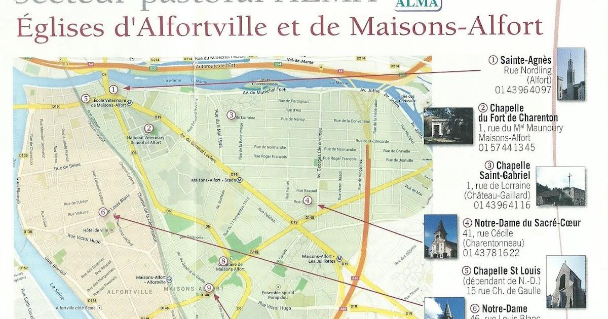 plan k Alfortville