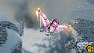 snowboard wing suit