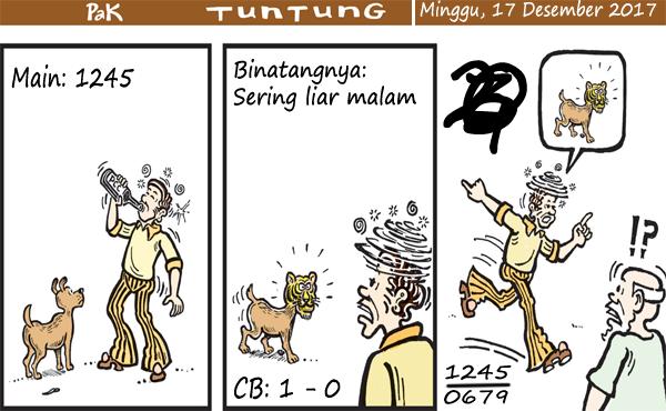 Prediksi Gambar Pak Tuntung Minggu 17 12 2017