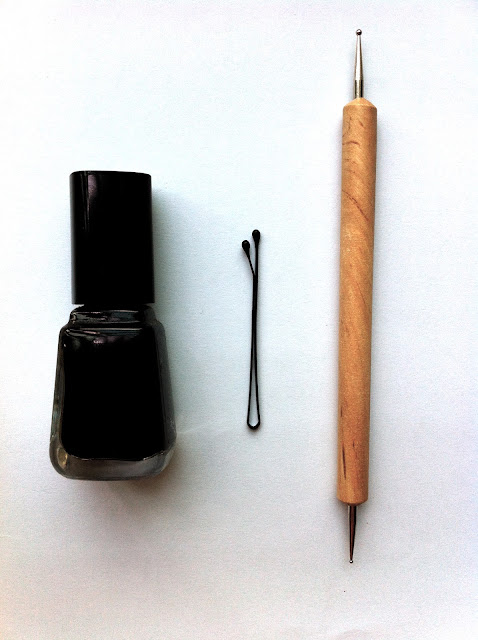 Manicure tools diy