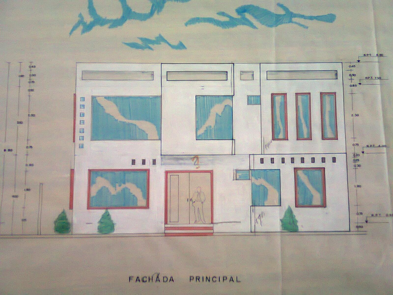 Arodi a uicab marin planos arquitect nicos de casa for Programas para disenar planos arquitectonicos