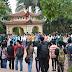 Hà Nội: Gần 200 học viên dự ngày tu an lạc tại chùa Đình Quán