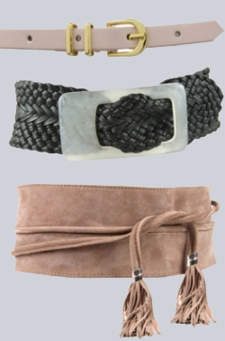 New Fashion Belts For Women
