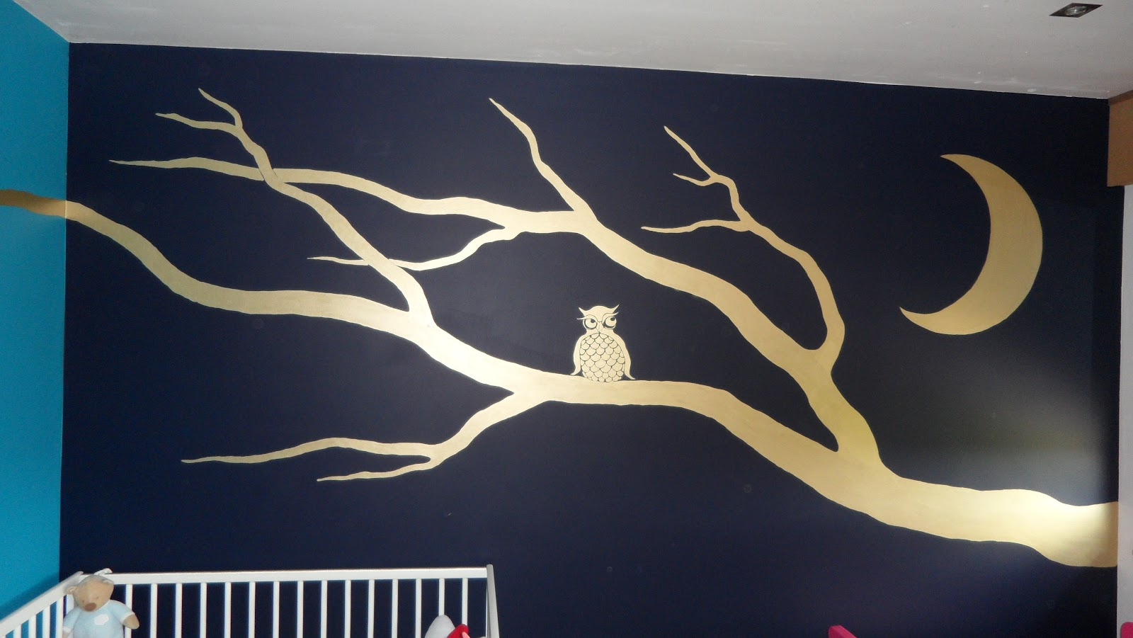 Lambrisering Schilderen Kinderkamer : Kinderkamer schilderen
