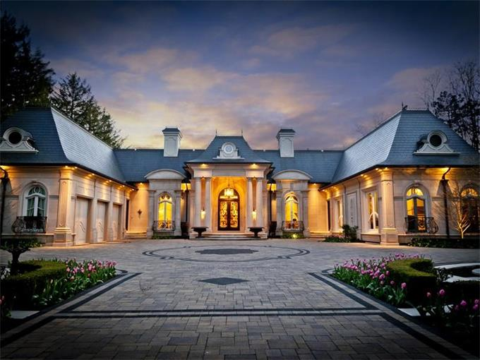 Passion for luxury 294 chartwell rd magnificent estate for Top 10 luxury homes