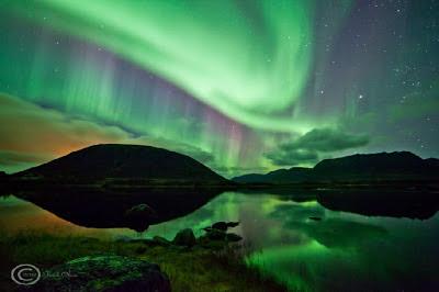 Auroras boreales 13 de Octubre 2012