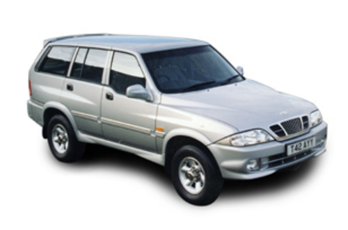 1991 Ssangyong Musso Service Manual