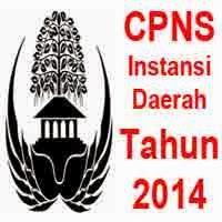 Gambar untuk Instansi Pemerintah Daerah yang Membuka CPNS 2014