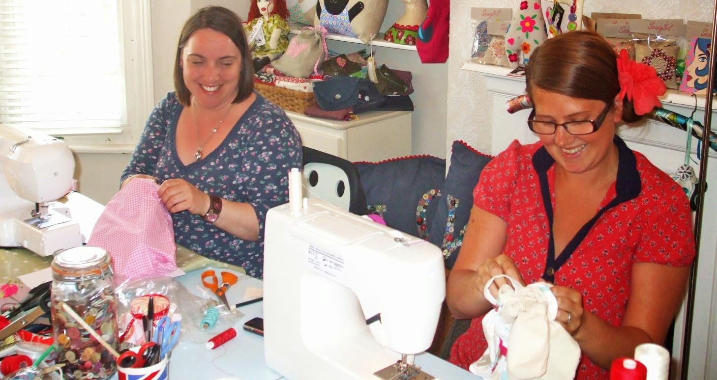 Sewing Courses at Gilliangladrag