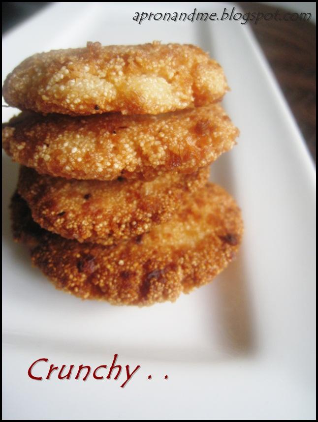 Crunchy-Semolina-Cookies