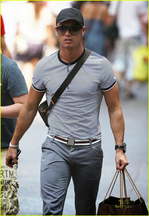 Olis Webblog Cristiano Ronaldo Fashion Style