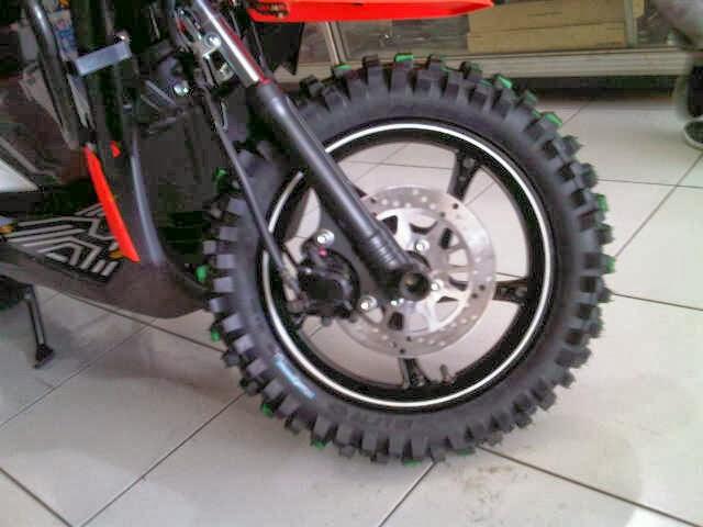 Toko Variasi atau Aksesoris Yamaha X-ride