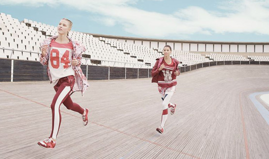 ropa deportiva Bershka